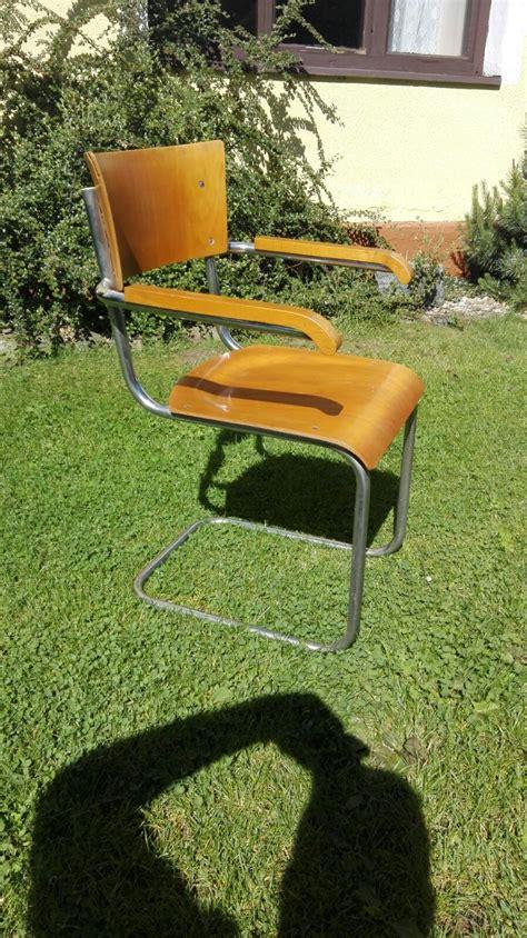 freischwinger stuhl bauhaus stuhl freischwinger stahlrohrm 246 bel armlehnenstuhl bauhaus
