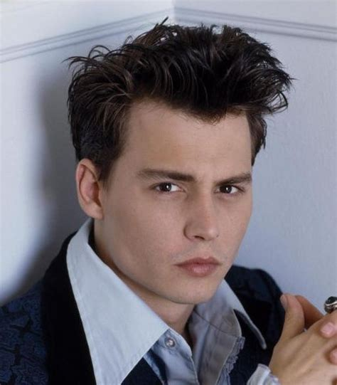 Johnny Depp Hairstyle by Johnny Depp Hairstyle 15 D
