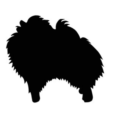 pomeranian silhouette 19 best images about pom clipart on image search icons and colored paper