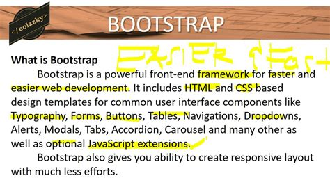 bootstrap tutorial for beginners step by step bootstrap step by step tutorial for beginners 2017 part