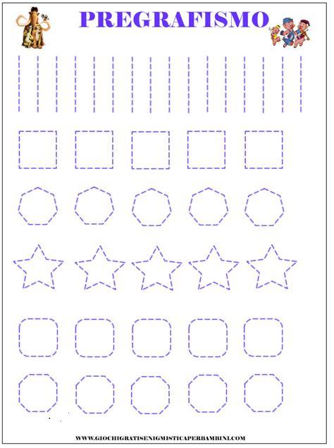schede d ingresso scuola primaria relativamente esercizi pregrafismo prima elementare po56
