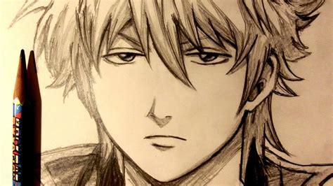 Drawing You Asmr by Asmr Pencil Drawing 54 Sakata Gintoki Request
