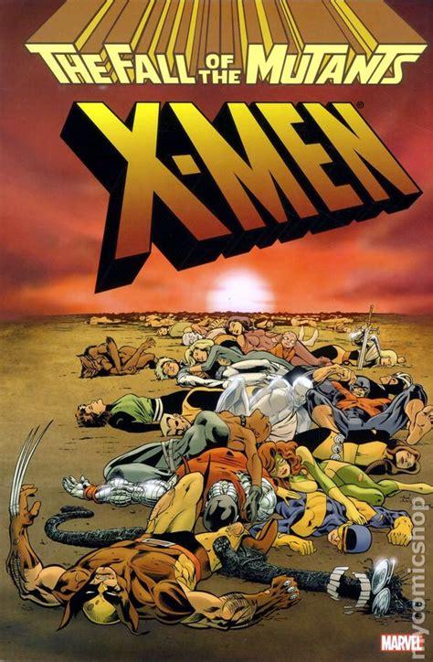 comic books  fall   mutants