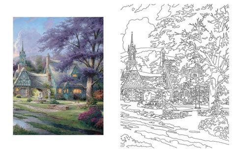 coloring book by nature for adults relaxation don juan s coloring books books posh coloring book kinkade designs for