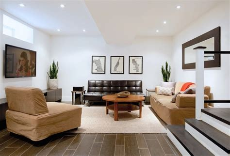 basement floor tile ideas basement flooring ideas freshome