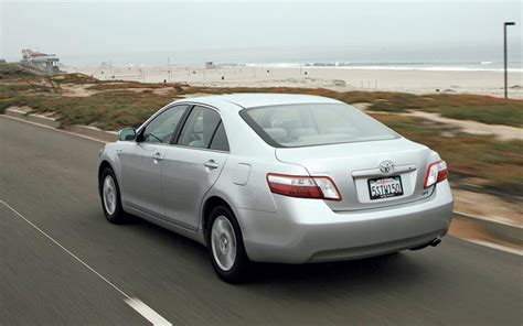 Classic Home Interior by Fleet Update 2007 Toyota Camry Hybrid Photo Gallery