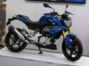 bmw ya le puso precio a la g310 r la revista de motos