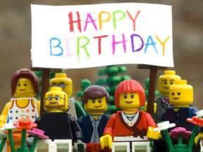 happy birthday wishes with legos