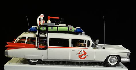 Ecto One Car by Review And Photos Of Playmobil Ghostbusters Zeddemore