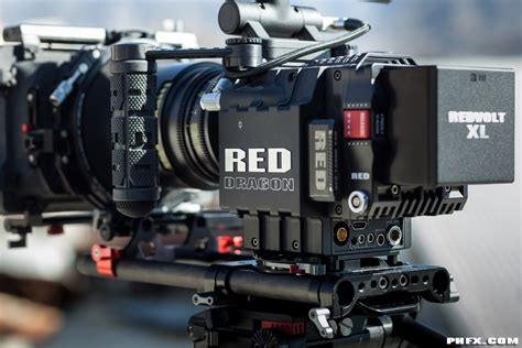 film camera red epic red dragon 6k camera epic film production