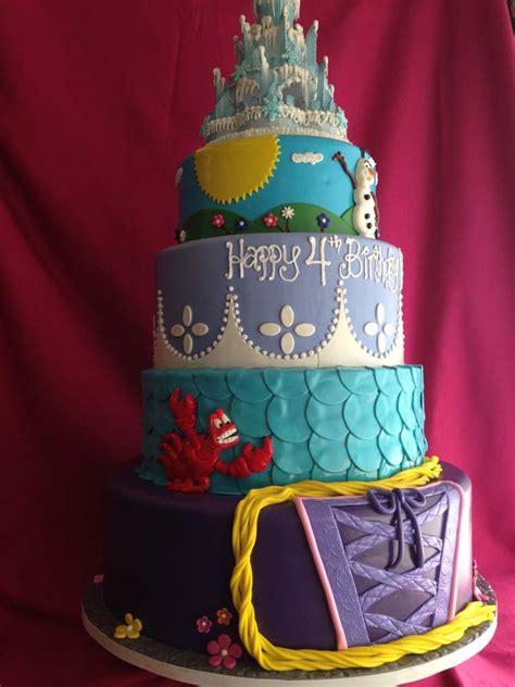 Birthday Girl Cakes   A Sweet Design
