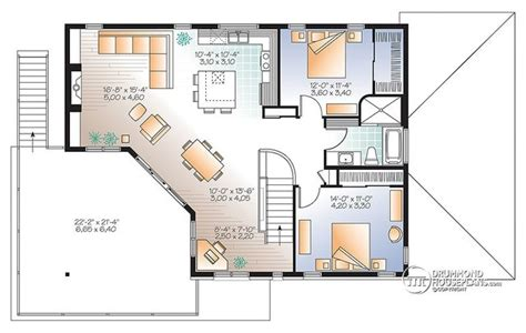 plan drummond multigenerational home plan no 3046 by drummond house