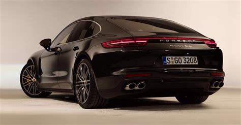new porsche panamera 2017 new 2017 porsche panamera official images leaked image