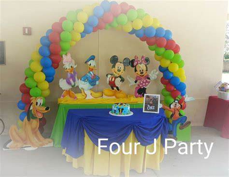 mickey mouse home decorations mickey mouse minnie mouse birthday quot club house mickey