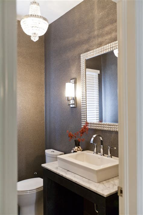 modern powder room eclectic modern powder room contemporary powder room