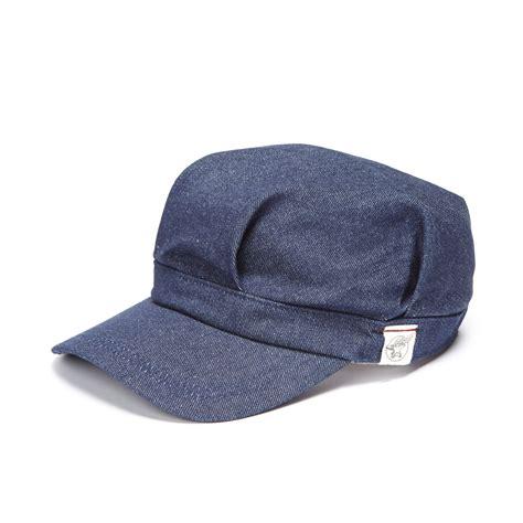 brakeman denim hat s iron resin touch of modern