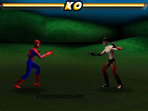 two player 3d fighting 2 player