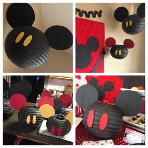 Mickey Mouse Birthday Decoration Ideas by Mickey Minnie Mouse Ideas Design Dazzle