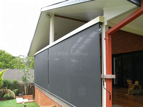 Sydney Blinds And Awnings by Drop Awnings Roll Up Awnings Eco Awnings