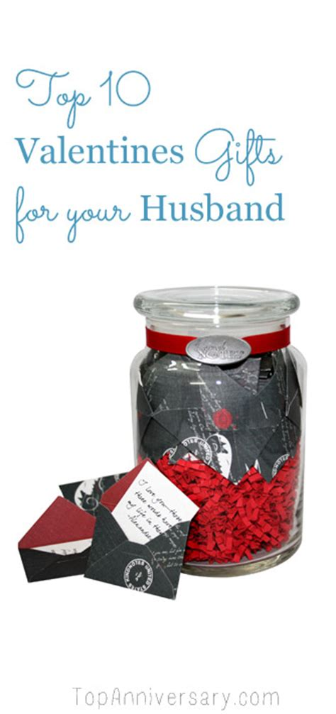 valentines gift for husband valentines gift ideas for your husband 2017