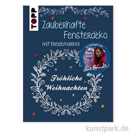 Fensterdeko Weihnachten Mit Kreidemarker by Fensterdeko Mit Dem Kreidemarker Fr 246 Hliche Weihnachten Topp