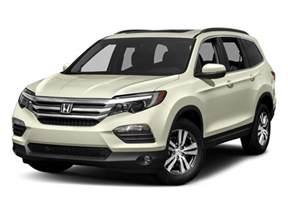 Honda Pilot Incentives 2017 Honda Pilot Deals Rebates Incentives Nadaguides