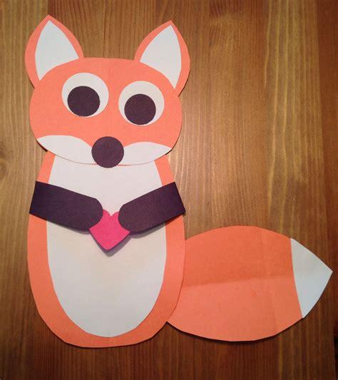 fox craft for fox craft fox and the hound craft disney