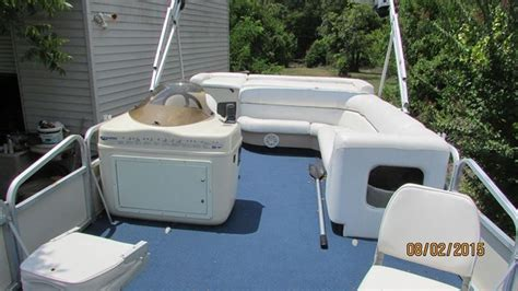 forest river odyssey pontoon boats forest river odyssey 2005 for sale for 9 800 boats from