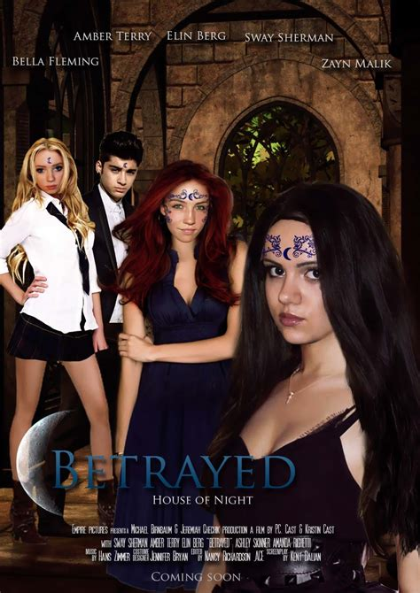 the house of night house of night betrayed movie poster by zvunche on deviantart