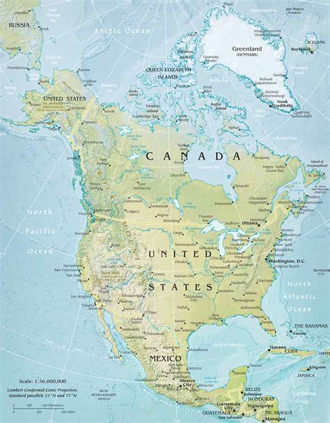 map of america physical america physical amanin