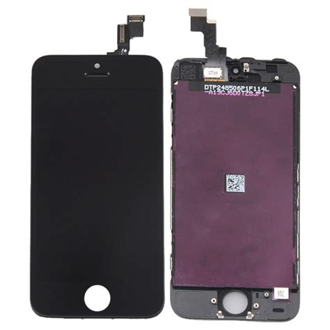 Lcd Iphone 5s iphone 5s lcd screen a m quality black royalty parts