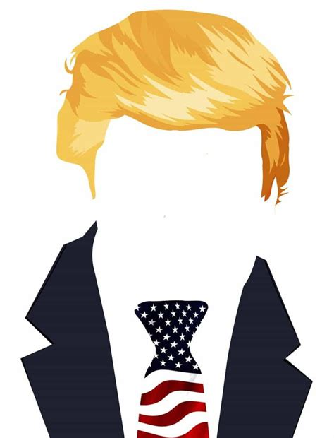 Donald Hairclip the ultimate debate is it a wig