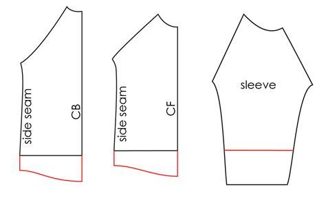 raglan pattern shape lane raglan class and pattern hacks crafterhours