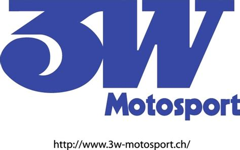 3w motosport free vector in encapsulated postscript eps