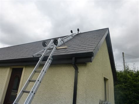 ladder on a roof products stradbally ladders