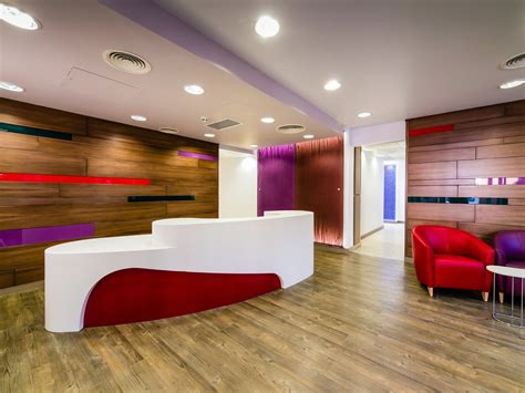 Hotel Reception Desk Design With Large Size Using Colorful How To Make Reception Desk