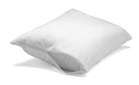 bed pillow protectors bamboo cotton waterproof pillow protector