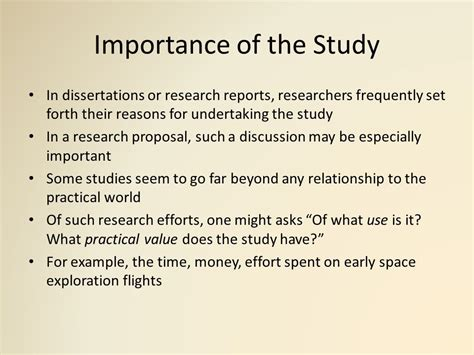 Significance Of The Study In Research Paper Exle by Research Problem Statement Construct Concept And Variables Ppt
