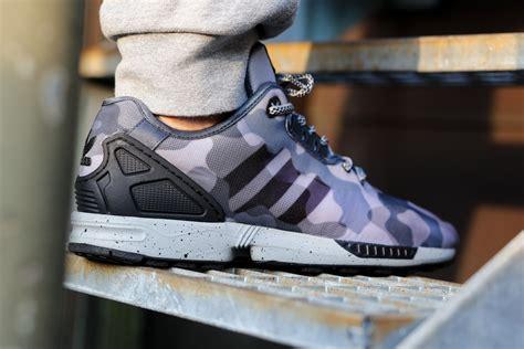 Sepatu Adidas Zx Flux Camo adidas zx flux decon camo wallbank lfc co uk