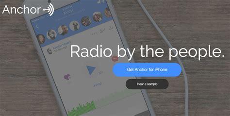 la nueva voz social anchor fm la nueva red social donde todos tenemos voz