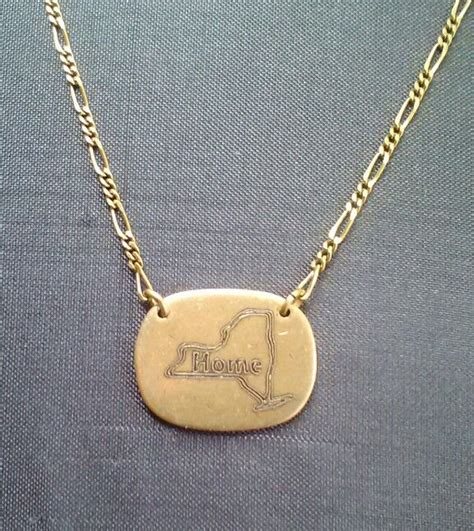 Top Shelf Jewelry by New York State Home Necklace By Top Shelf Jewelry Is Made