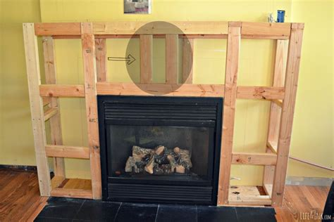 Framing The Electrical Fireplace Insert And Or Building A Diy Fireplace Insert