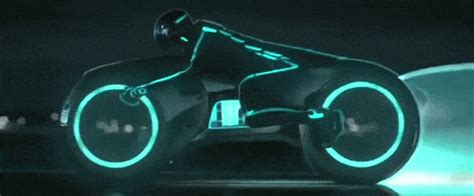 Unique Wall Clock Com fully functioning tron bike for sale electric light