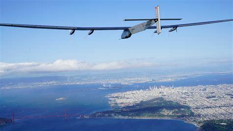 l avion solaire solar impulse 2 a travers 233 le pacifique