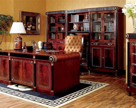 Home Office Wood Furniture Solid Wood Home Office Furniture The Best Wood Furniture