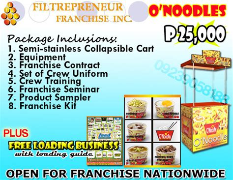 country style franchise philippines 1 foodcart franchise business list of modern quality