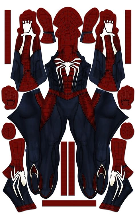 Insomniac Spidermanps4 Pattern spider ps4 design houseofjdesigns sellfy