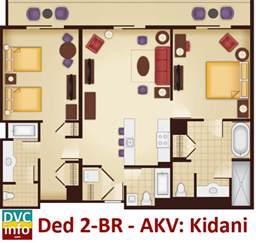 Kidani Village Floor Plan kidani 2 bedroom floor plan bedroom home plans ideas picture
