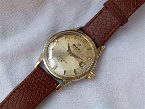 Jam Tangan Hd Time 09 jam tangan kuno omega constellation pie pan cal 561 gold