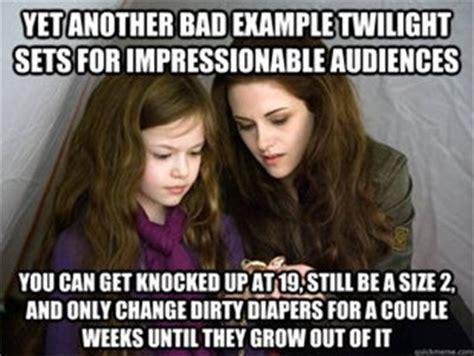 Twilight Memes Funny - twilight breaking dawn part 2 renesmee memes